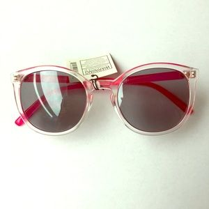 Unlisted Accessories - Cute clear and hot pink shades